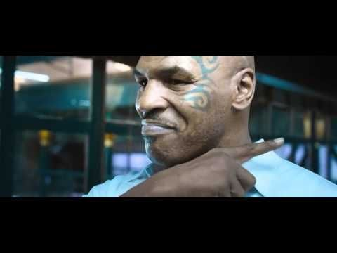 Ip Man Mike Tyson Fight...