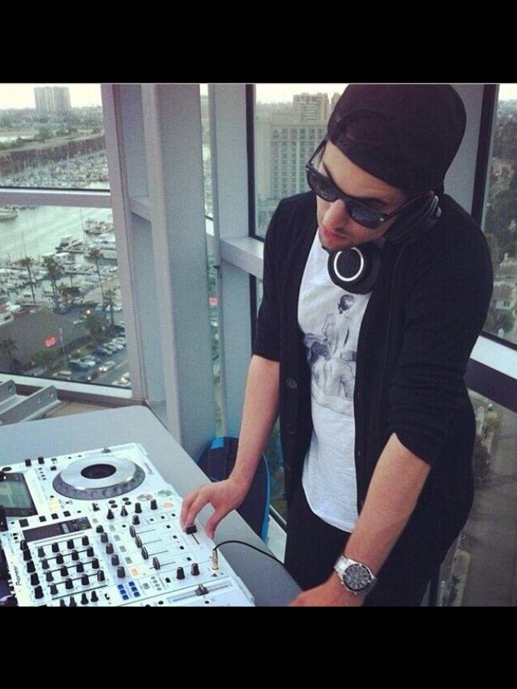 DJ Mitch on the mix!