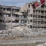 FSLDK » Forum Silaturahmi Lembaga Dakwah Kampus » Rumah Sakit di Suriah menjadi Reruntuhan