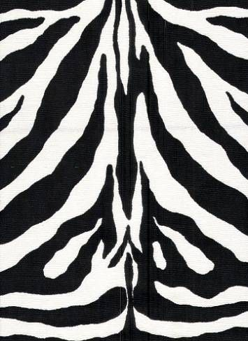 love my zebra rug under the dining table!