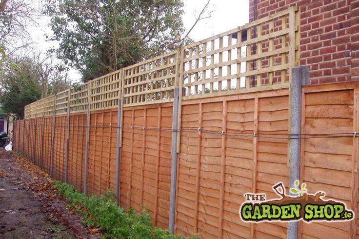 11 best Horizontal Wood Fence images on