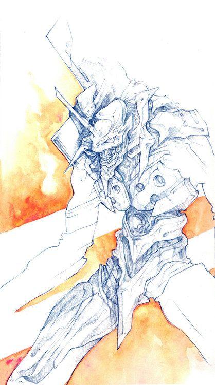 Evangelion - Unit01