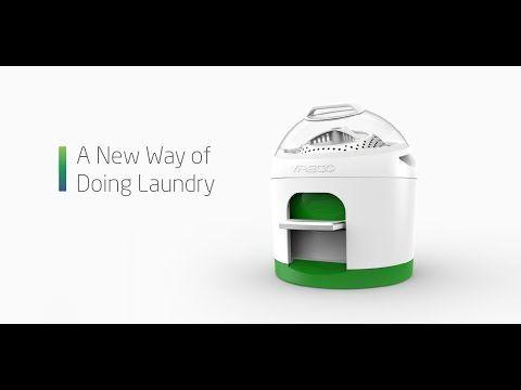 YiREGO Drumi | World's Favourite Foot-Powered Washing Machine - YouTube Video
