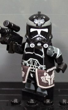 Clone Army Customs | P2 Shdw Wolfpack Trooper