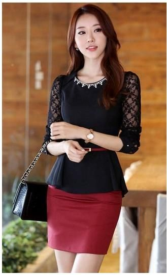 Fashion Lace top MR-2036 Unit Price:$ 7.2