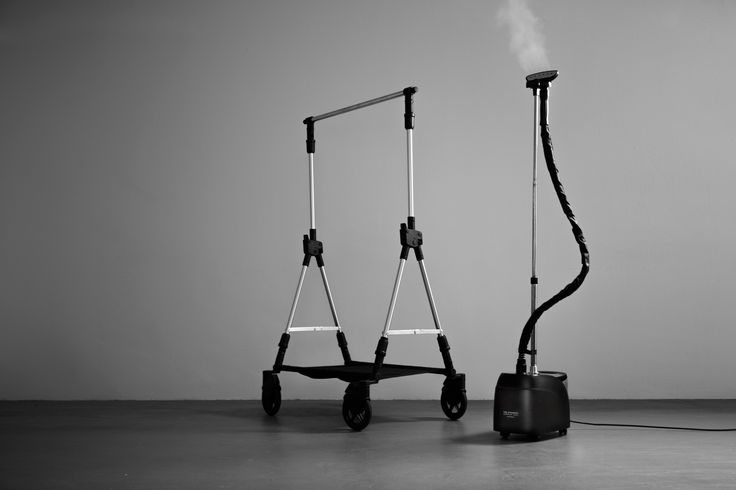 The Steamery - Fashion Trolley and Stratus professional steamer