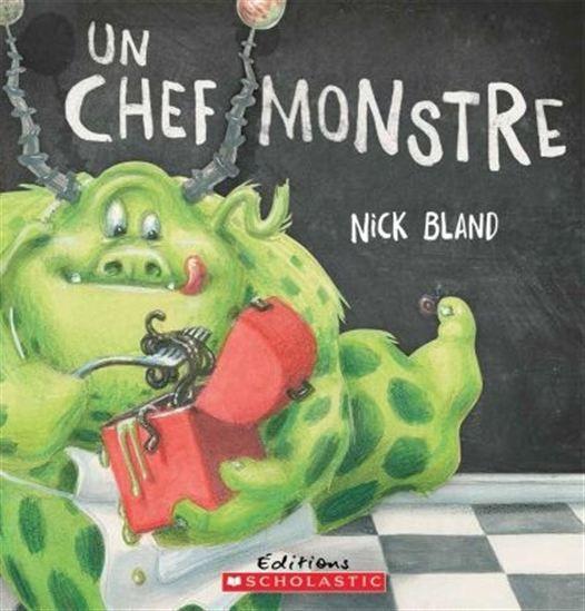56 best images about monstres livres jeunesse d 39 ici on - La cuisine du monstre tours ...