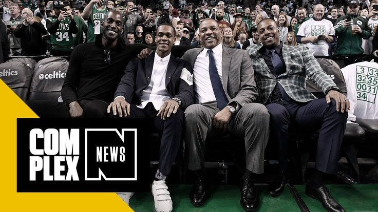 People Clowned Rajon Rondo for Wearing Velcro Shoes to Cavs/Celtics Game - https://www.mixtapes.tv/videos/people-clowned-rajon-rondo-for-wearing-velcro-shoes-to-cavs-celtics-game/