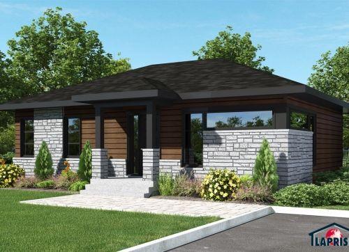 Modèles | Maison Laprise - Maisons pré-usinées
