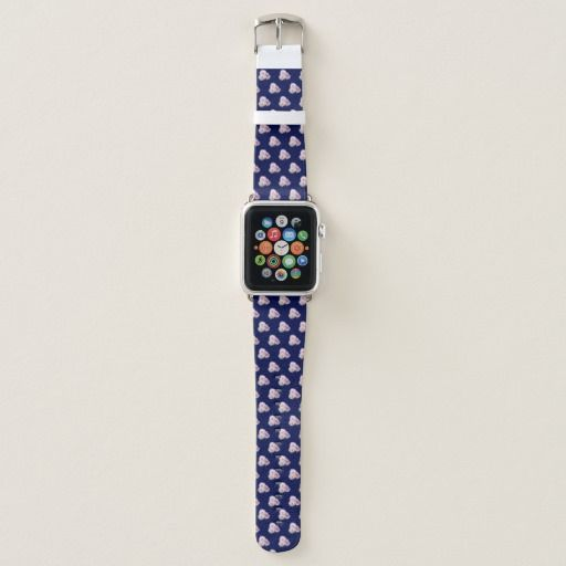 Apple Watch Band Bunch of three beautiful light pink roses. Close up photography. Floral pattern. You can choose a color of background. Gentle girly style. The best gift with love! customized, personalized, POD, buy, sale, gift ideas, zazzle, discount, gifts, shopping, most popular, trendy, cool, unique, stylish, gorgeous, photo, flowers, tenderness, bouquet, garden, nature, floral, custom, pretty, girly, feminine, blue #roses #nature #photography #unique #blue #applewatchband