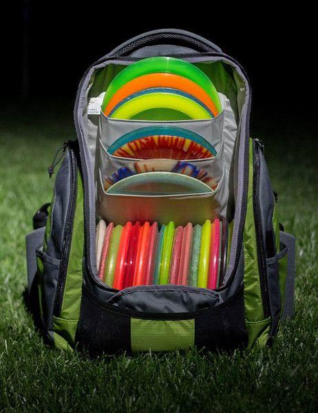 $220 Disc golf backpack bag rebel upper park designs
