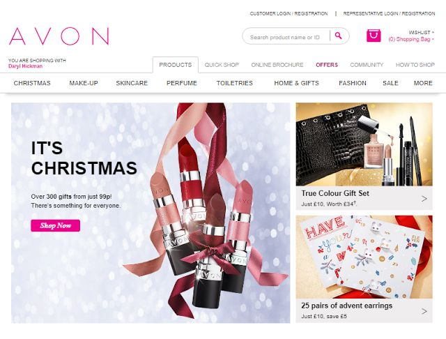An insightful Beauty & Marketing blog about Avon Make Up & How to make money by Daryl Louise. Independent Sales Representative & Trainee Sales Leader!