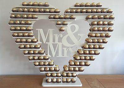 Ferrero Rocher Heart Tree