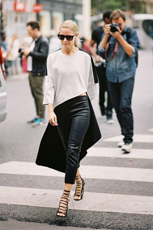 Ванесса Джекман: Парижская Неделя моды СС +2014 .... Holli