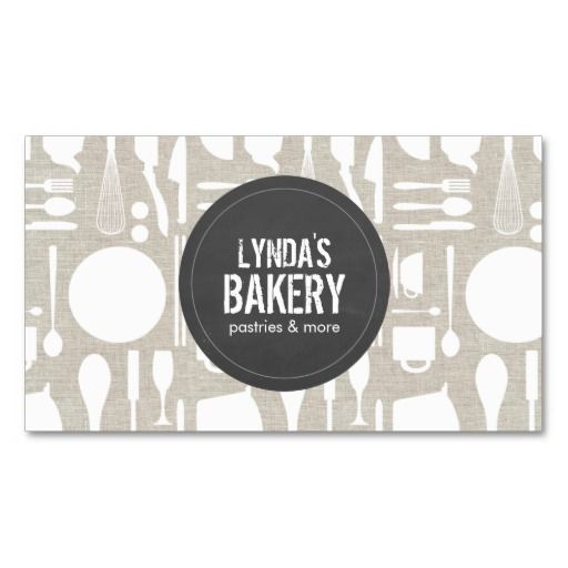 160 Best Business Cards For Catering Companies Chefs And