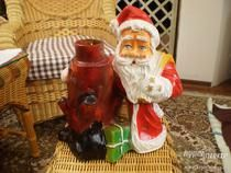 Náhled č. 4 k inzerátu Vánoční stojánek na stromek, málo viděný-Santa