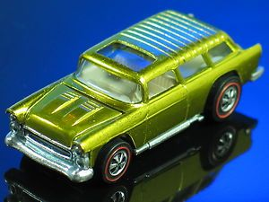 1969 Nomad Hot Wheels Redline #vintage #cars #hotwheels