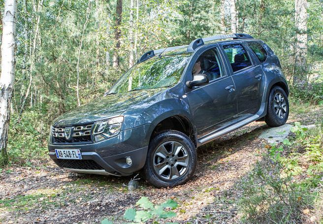 The new #Dacia #Duster soon to be released