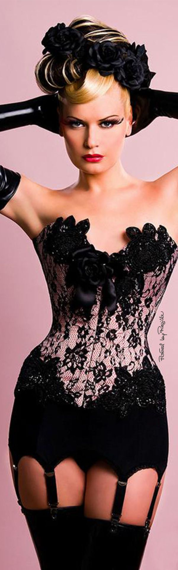 399 best images about **~CORSETS , PASTIES AND BUSTIERS ...