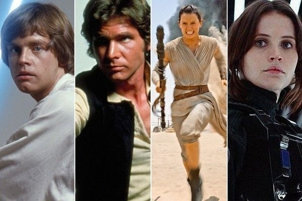 Can You Name All 100 of These Star Wars Characters? - There's a LOT of characters in that galaxy far far away. - Quiz