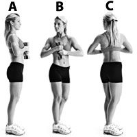LADIES- goodbye love handles - speed rotation