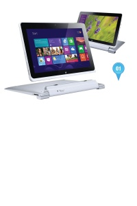 PC Tablet Terbaru dari Accer Iconia dengan Windows 8