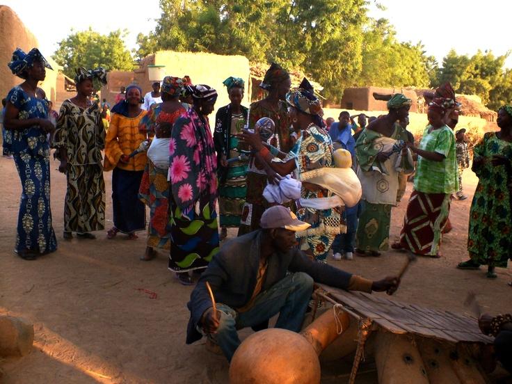 #PotentialistCanada - Trip Purpose 2: Travel and have new adventures - Attending a balafon dance, Mali