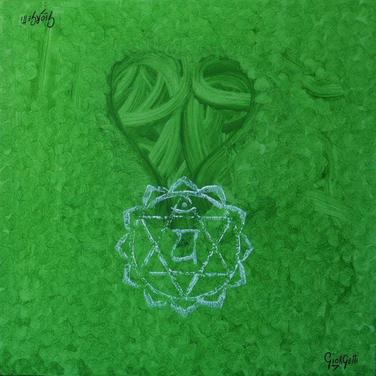 Chakra 4 Verde