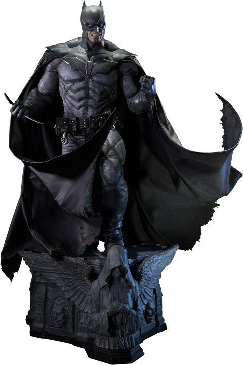 Batman Noel Version Polystone Statue
