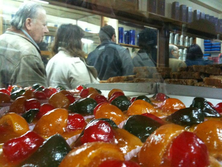 fruits glasses