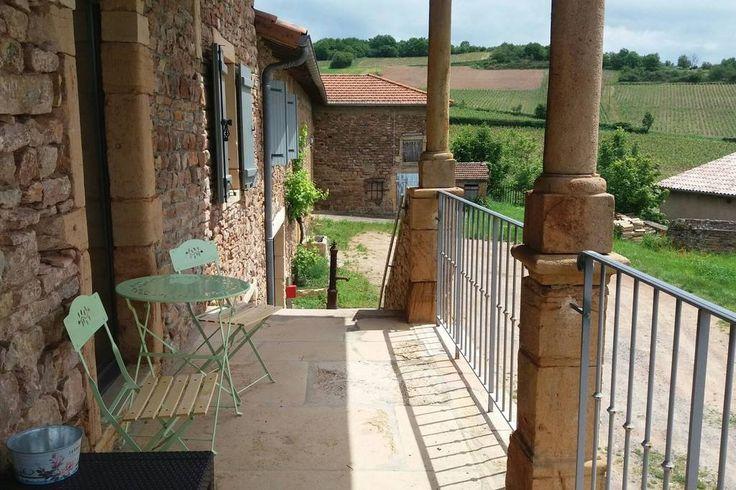 Beau studio au coeur du vignoble - Maisons à louer à Leynes, Bourgogne Franche-Comté, France