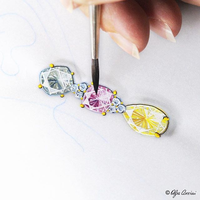 380 best jewelry sketches images on Pinterest Jewellery sketches