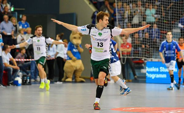 SC DHfK Leipzig mit Siegpunkten gegen VfL Gummersbach für Klassenerhalt. Der SC DHfK Leipzig kämpft in der Handball-Bundesliga nach eigenen ...