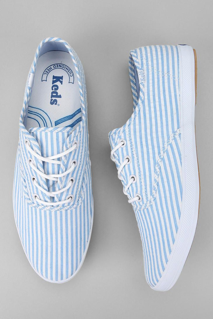 Keds Seersucker Convertible Champion Sneaker #UrbanOutfitters