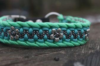 Halsbänder - True Dogz - Paracord & Biothane