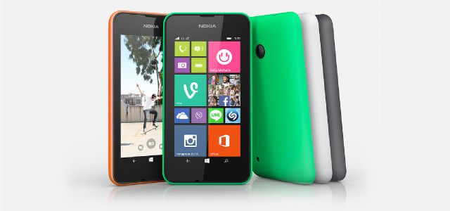 Microsoft announces the Nokia Lumia 530 with Quad-core CPU and low pricing
