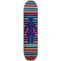Girl Sean Malto Geo Skateboard Deck - 8.125 x 31.625 - Girl Skateboards Decks - Warehouse Skateboards Skate Shop $49.99