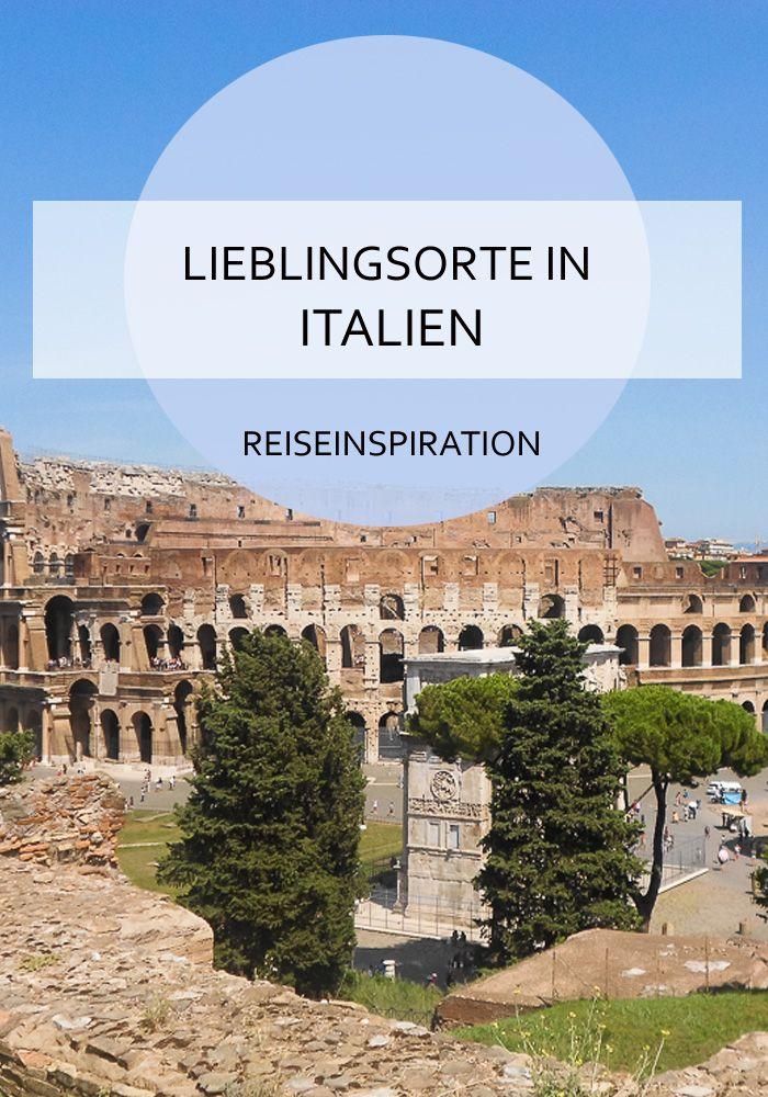 Hol dir Inspiration für deine nächste Italienreise und erfahre, welche Städte besonders sehenswert sind #italien #städtetrip #lieblingsorte #inspiration #urlaub #reisen #kurztrip #idee #reiseblog