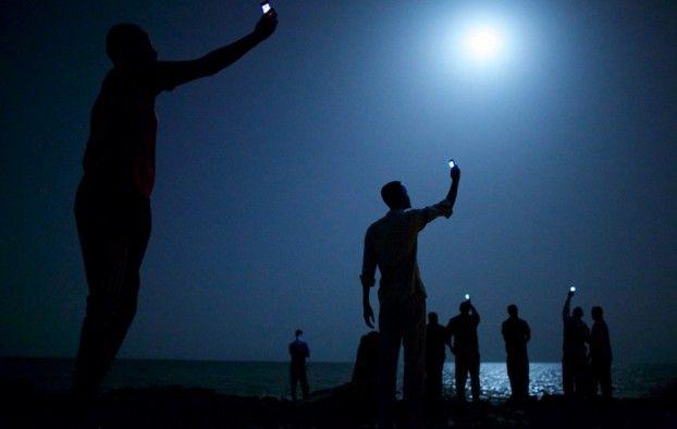 La foto dell'anno secondo il World press photo. (John Stanmeyer, VII per National Geographic)