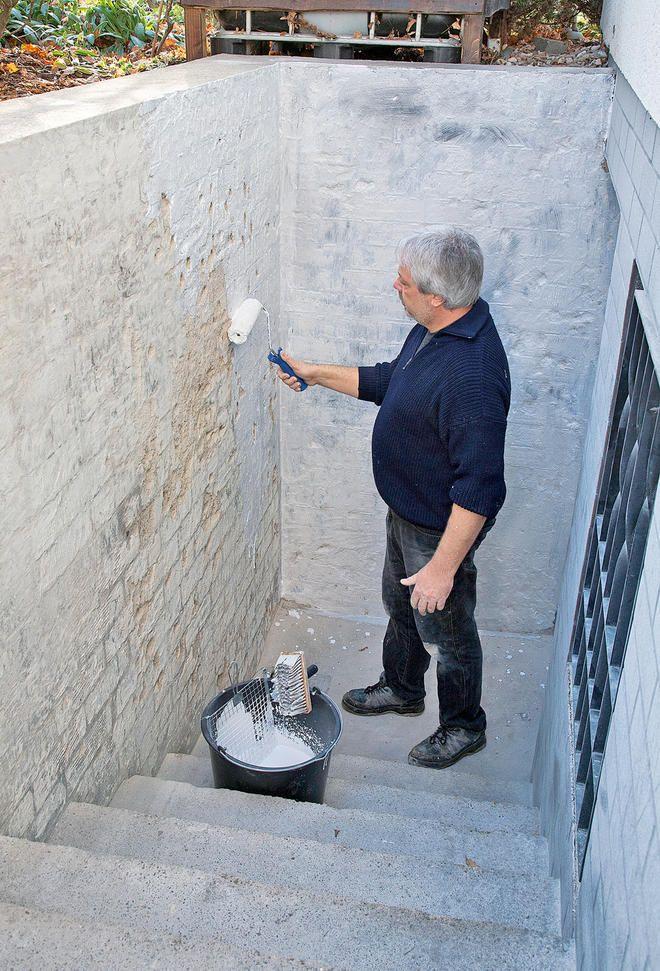 Bekannt Außentreppe sanieren | renovieren | Aussentreppe, Treppe und PS13