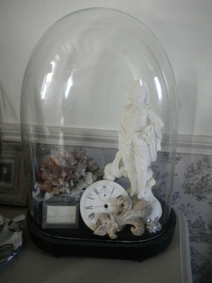 1000 images about d co cloches en verre on pinterest for Cloche verre decorative