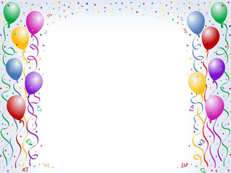 Днем, открытки и фоны день рождения детские