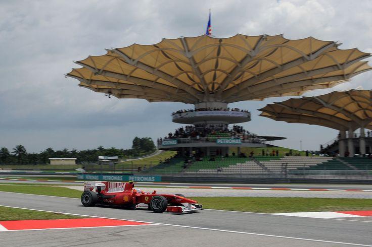 Malaysian GP circuit