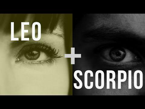scorpio man and leo woman dating