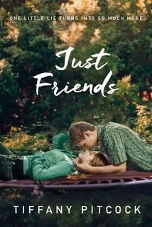 Welcome: Waiting on Wednesday: Just Friends - Oh really? #that'snotwhatIheard