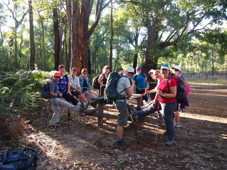 #Bibbulmun Track Weekender - Dwellingup Area ex #Perth #Women #Walks #WA