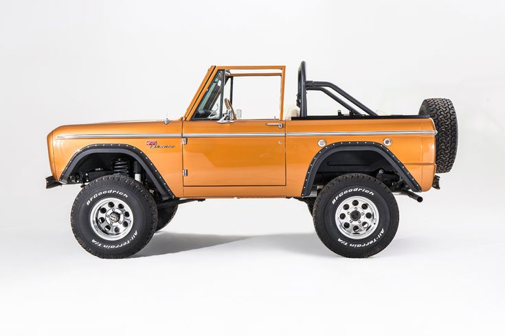 20 Vintage Ford Broncos Ready to Drop Your Jaw | Airows