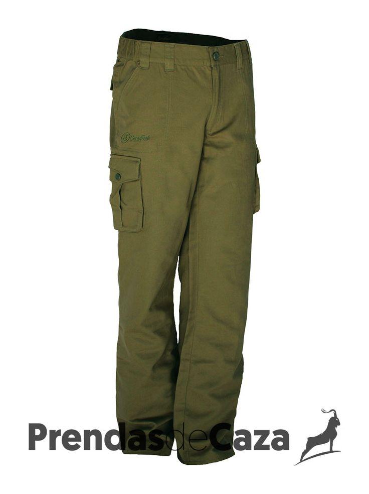 Pantalón Manjar 34'15€ #prendasdecaza #caza #ropa #pantalon #camuflaje #deporte