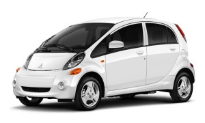 Mitsubishi i-Miev full electric
