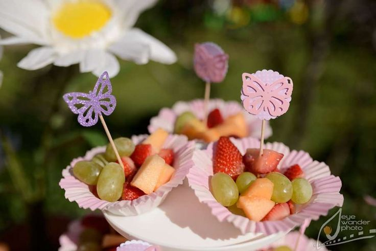 Butterfly Garden Birthday Party Ideas | Photo 1 of 23 | Catch My Party